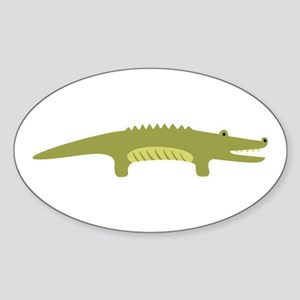 Alligator Animal Sticker