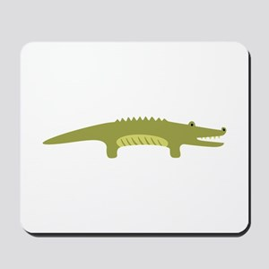 Alligator Animal Mousepad