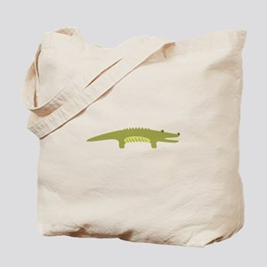 Alligator Animal Tote Bag