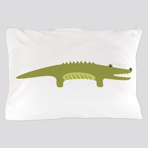 Alligator Animal Pillow Case