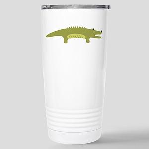 Alligator Animal Travel Mug
