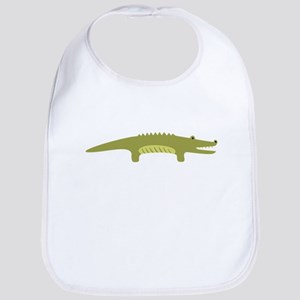 Alligator Animal Bib