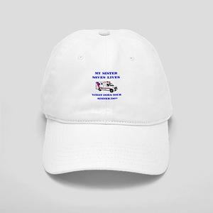 Ambulance Saves Lives-Sister Cap