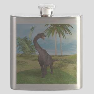 Dinosaur Brachiosaurus Flask