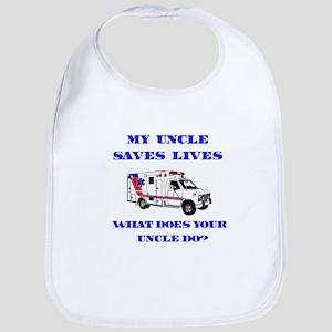 Ambulance Saves Lives-Uncle Bib