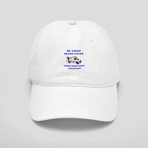 Ambulance Saves Lives-Uncle Cap