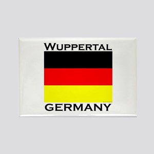 Wuppertal, Germany Rectangle Magnet