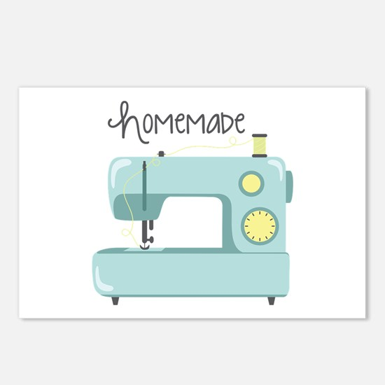 Homemade Postcards (Package of 8)