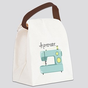 Homemade Canvas Lunch Bag