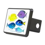 5 Unicornfish Surgeonfish Hitch Cover