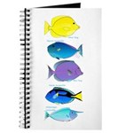 5 Unicornfish Surgeonfish Journal