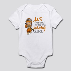Combat Girl MS Infant Bodysuit