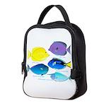 5 Unicornfish Surgeonfish c Neoprene Lunch Bag