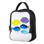5 Unicornfish Surgeonfish c Neoprene Lunch Bag
