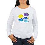 5 Unicornfish Surgeonfish c Long Sleeve T-Shirt