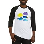 5 Unicornfish Surgeonfish c Baseball Jersey