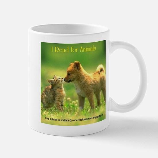 Cute Help animals Mug