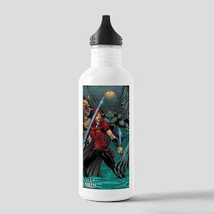 Scarlet Huntress vs We Stainless Water Bottle 1.0L
