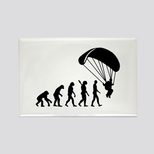 Evolution Skydiving Rectangle Magnet