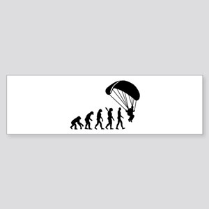 Evolution Skydiving Sticker (Bumper)