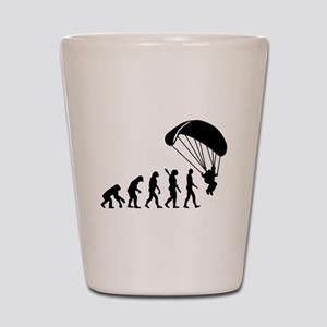 Evolution Skydiving Shot Glass