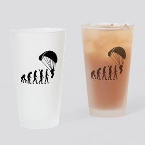 Evolution Skydiving Drinking Glass