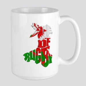 Wales Home Of Rugby Mugs