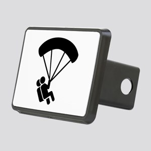 Skydiving tandem Rectangular Hitch Cover