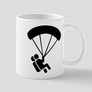 Skydiving tandem Mug