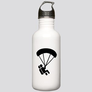 Skydiving tandem Stainless Water Bottle 1.0L