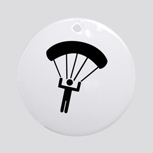 Skydiving icon Ornament (Round)