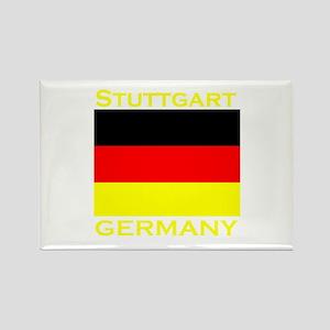 Stuttgart, Germany Rectangle Magnet