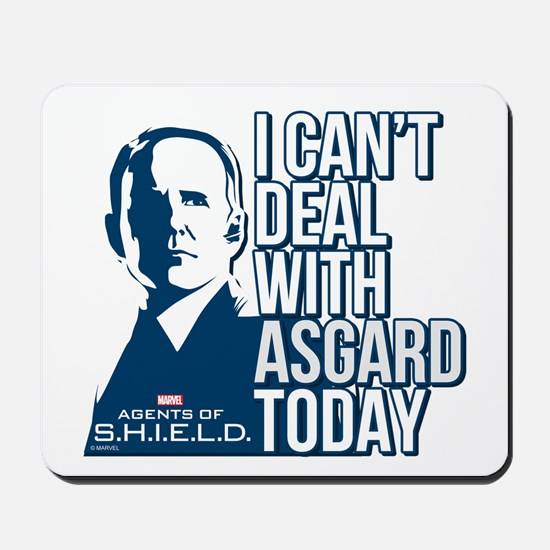 Can't Deal with Asgard Mousepad