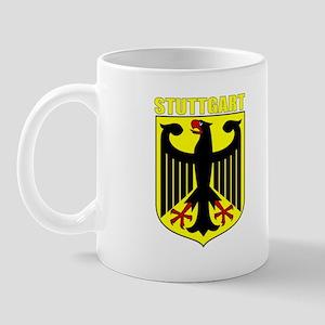 Stuttgart, Germany Mug