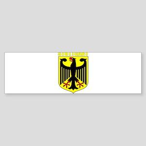 Stuttgart, Germany Bumper Sticker