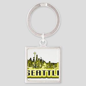 Seattle Keychains