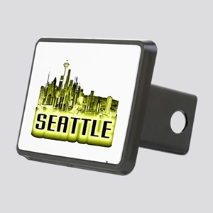 Seattle Rectangular Hitch Cover