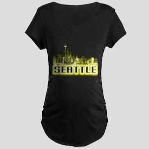 Seattle Maternity T-Shirt