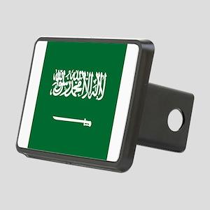 Flag of Saudi Arabia Rectangular Hitch Cover