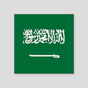 Flag of Saudi Arabia Sticker