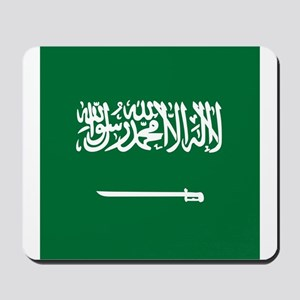 Flag of Saudi Arabia Mousepad