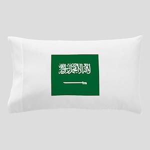 Flag of Saudi Arabia Pillow Case