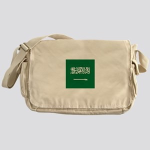 Flag of Saudi Arabia Messenger Bag
