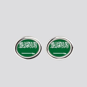 Flag of Saudi Arabia Cufflinks