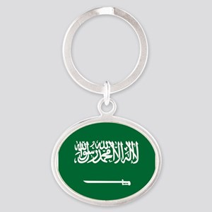 Flag of Saudi Arabia Keychains