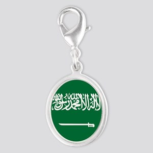 Flag of Saudi Arabia Charms