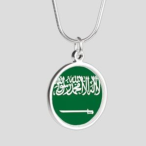 Flag of Saudi Arabia Necklaces