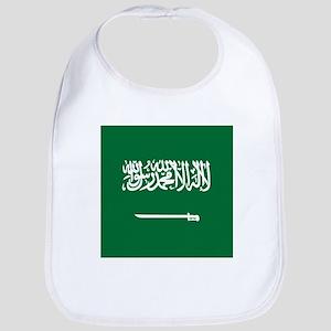 Flag of Saudi Arabia Bib