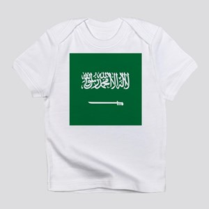 Flag of Saudi Arabia Infant T-Shirt