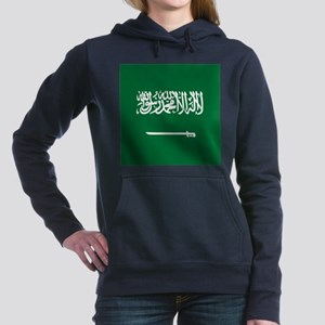 Flag of Saudi Arabia Hooded Sweatshirt